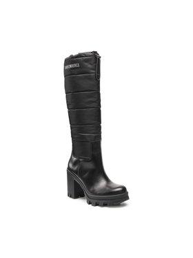 Bikkembergs Bikkembergs Μπότες Pull On Boot B4BKW0117 Μαύρο