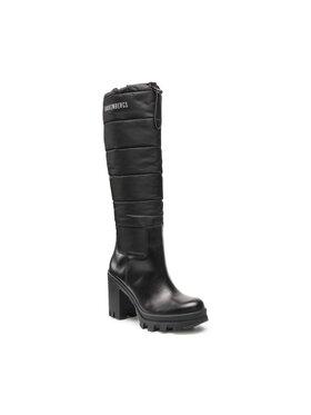 Bikkembergs Bikkembergs Zimske čizme Pull On Boot B4BKW0117 Crna