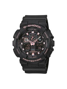 G-Shock G-Shock Hodinky GA-100GBX-1A4ER Černá
