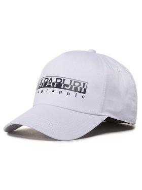 Napapijri Napapijri Cap Framing 1 NP0A4E Weiß