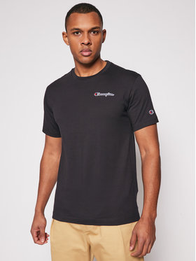 Champion Champion T-shirt 215940 Nero Comfort Fit