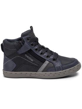 Geox Geox Sneakersy J Garcia B. A J94B6A 0MEMW C0661 S Tmavomodrá