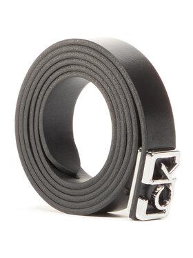 Calvin Klein Calvin Klein Női öv Plaque Skinny Belt 20Mm K60K607325 Fekete