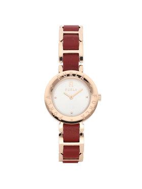 Furla Furla Часовник Essential WW00004-A.0419-CGQ00-1-008-20-CN-W Кафяв