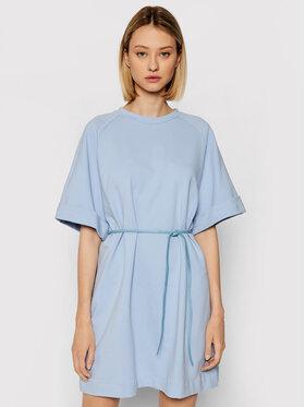 Imperial Imperial Sukienka codzienna ABZQBCR Niebieski Regular Fit