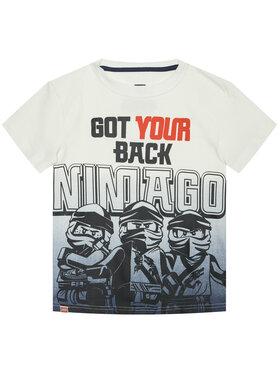 LEGO Wear LEGO Wear T-Shirt 12010097 Bílá Regular Fit
