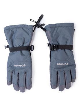 Columbia Columbia Lyžařské rukavice M Whirlbird II Glove 1827671053 Šedá