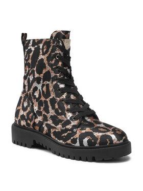 Guess Guess Outdoorová obuv FL5OL2 FAP08 Hnedá