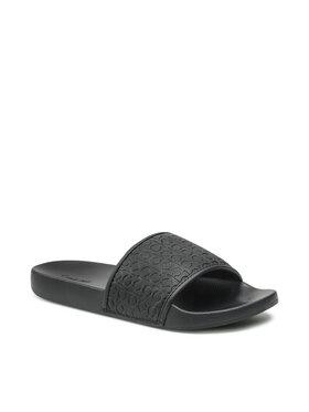 Calvin Klein Jeans Calvin Klein Jeans Papucs Slide Mono Pu HM0HM00274 Fekete