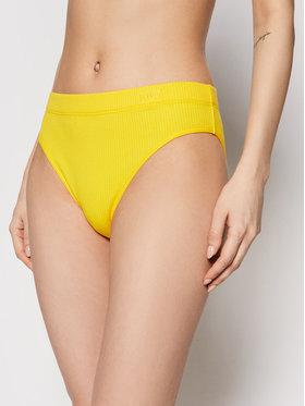 Levi's® Levi's® Klasické kalhotky s vysokým pasem Rib High Rise 16611-0004 Žlutá
