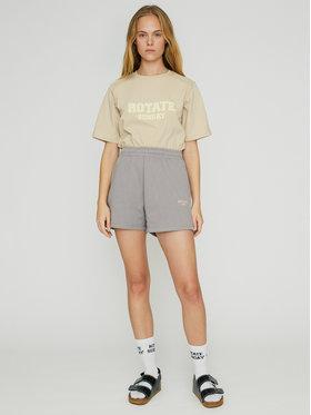 ROTATE ROTATE Sportske kratke hlače Roda RT478 Siva Loose Fit