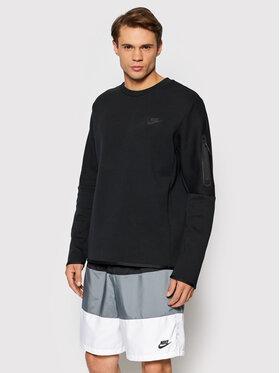 Nike Nike Bluza Sportswear Tech Fleece CU4505 Czarny Standard Fit