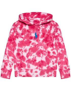 Polo Ralph Lauren Polo Ralph Lauren Bluza Terry 313833555003 Różowy Regular Fit