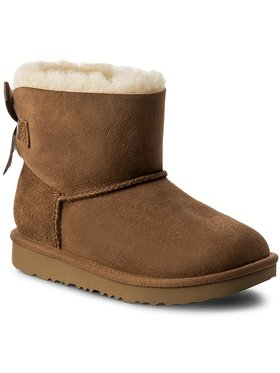 Ugg Ugg Scarpe K Mini Bailey Bow II 1017397K Marrone