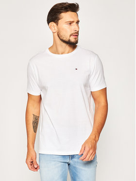 Tommy Hilfiger Tommy Hilfiger T-Shirt 2S87904671 Λευκό Regular Fit
