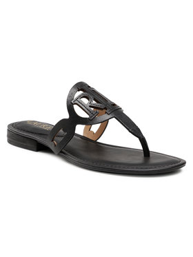 Lauren Ralph Lauren Lauren Ralph Lauren Flip-flops Audrie 802840596001 Fekete