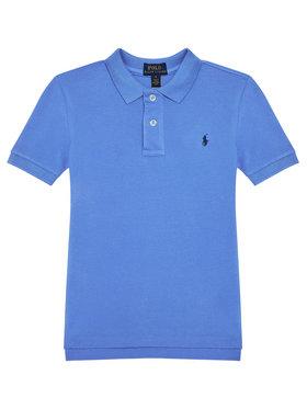 Polo Ralph Lauren Polo Ralph Lauren Polo marškinėliai 322603252025 Mėlyna Regular Fit