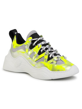 Stokton Stokton Sneakersy Warrios-D Žltá
