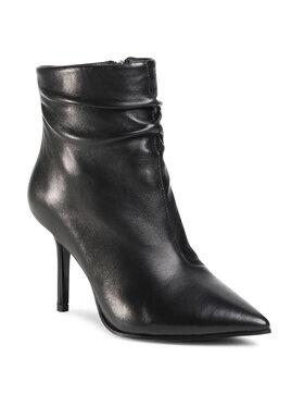 Gino Rossi Gino Rossi Členková obuv V356H2-3461 Čierna
