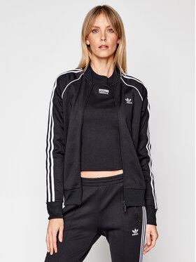adidas adidas Bluză Primeblue Sst GD2374 Negru Regular Fit