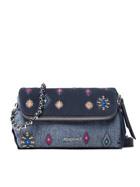 Desigual Desigual Τσάντα 21WAXA84 Σκούρο μπλε