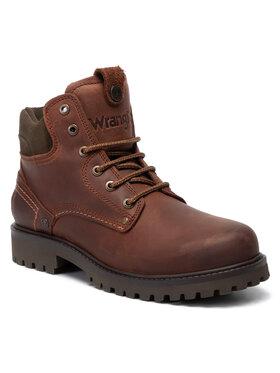 Wrangler Wrangler Outdoorová obuv Yuma WM92000A Bordová