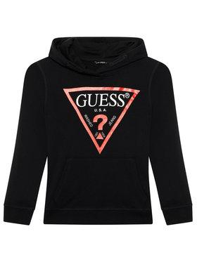 Guess Guess Džemperis L92Q09 KAUG0 Juoda Regular Fit