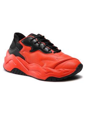 Just Cavalli Just Cavalli Sneakersy S08WS0161 Pomarańczowy