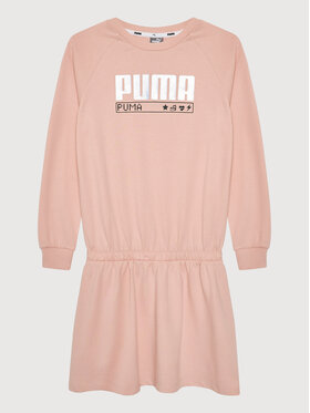 Puma Puma Rochie de zi Alpha 583306 Roz Regular Fit