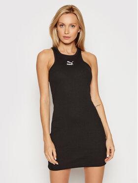 Puma Puma Hétköznapi ruha Classics Summer 599591 Fekete Regular Fit