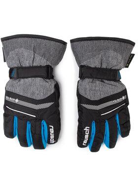 Reusch Reusch Lyžařské rukavice Bolt Gtx Junior GORE-TEX 4961305 Černá