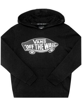 Vans Vans Bluza Otw Pullover Flee VN000SR9J1M1 Czarny Regular Fit