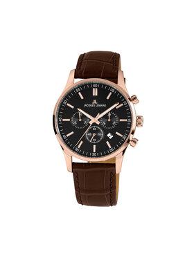 Jacques Lemans Jacques Lemans Часовник London 1-2025D Кафяв