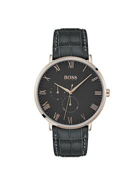 Boss Boss Hodinky William 1513619 Šedá