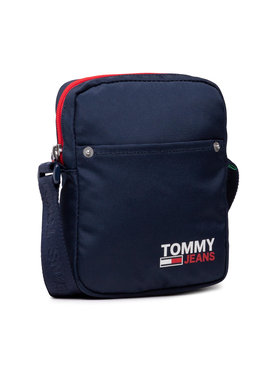 Tommy Jeans Tommy Jeans Geantă crossover Tjm Campus Reporter AM0AM07500 Bleumarin