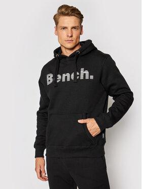 Bench Bench Pulóver Skinner 117204 Fekete Regular Fit