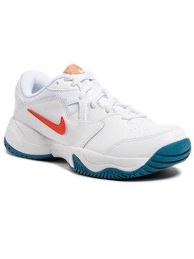 Nike Nike Boty Jr Court Lite 2 CD0440 106 Bílá