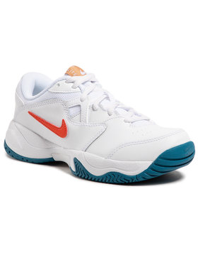 Nike Nike Chaussures Jr Court Lite 2 CD0440 106 Blanc