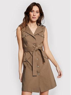 Morgan Morgan Každodenné šaty 211-Ryel Zelená Regular Fit