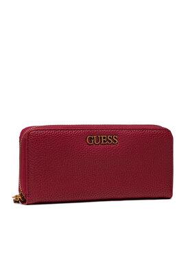 Guess Guess Великий жіночий гаманець SWVB74 55460 Бордовий