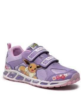 Geox Geox Sneakers J Shuttle G. D J8206D 014BU C0139 DD Violet
