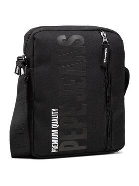 Pepe Jeans Pepe Jeans Válltáska Hooper Bag PM030632 Fekete