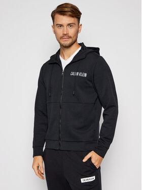 Calvin Klein Performance Calvin Klein Performance Bluza 00GMF0J401 Czarny Regular Fit