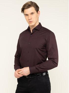Hugo Hugo Marškiniai Kason 50420751 Violetinė Slim Fit