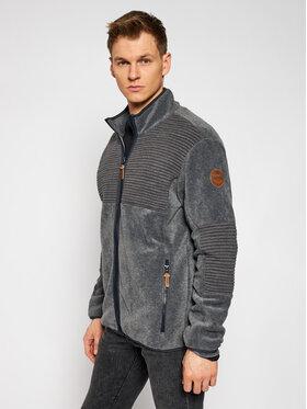 CMP CMP Polár kabát 30J3927 Szürke Regular Fit