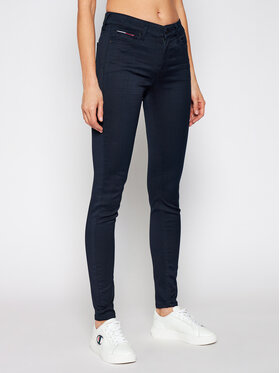 Tommy Jeans Tommy Jeans Jeans DW0DW04413 Dunkelblau Slim Fit
