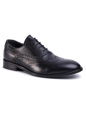 Pollini Pollini Chaussures basses SB10233C0AUC0000 Noir
