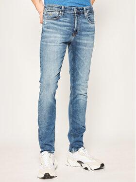 Calvin Klein Jeans Calvin Klein Jeans Дънки тип Slim Fit J30J315301 Син Slim Fit