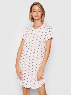 Calvin Klein Underwear Calvin Klein Underwear Nočná košeľa 000QS6358E Ružová