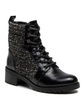 MICHAEL Michael Kors MICHAEL Michael Kors Bakancs Bronte Ankle Boot 40R1BRMB8L Fekete